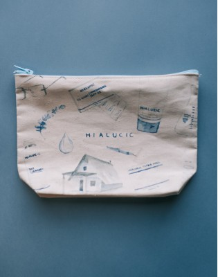 BEAUTY BAG PERSONALIZADO HIALUCIC